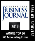 2013 Kansas City Business Journal Top 25 Accounting Firms
